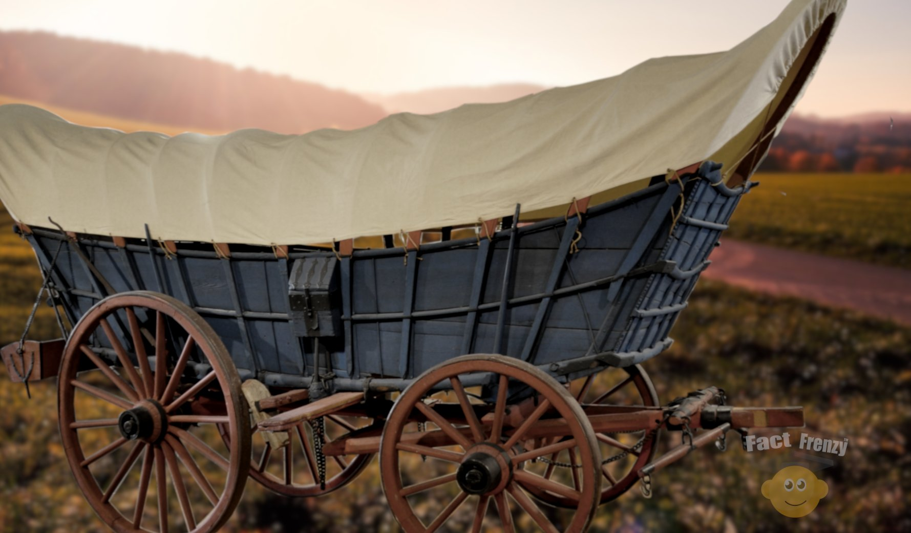 Fact Frenzy-Conestoga Wagon Facts
